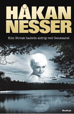 Kim Novak badede aldrig ved Genesaret Håkan Nesser 9788770535137