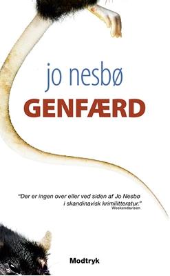 Genfærd Jo Nesbø 9788770539876