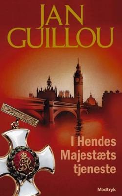 I hendes majestæts tjeneste Jan Guillou 9788770532228