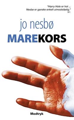 Marekors Jo Nesbø 9788773949788