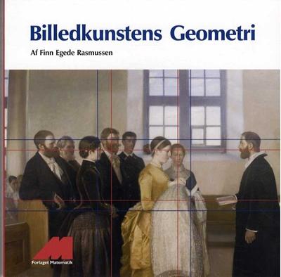 Billedkunstens Geometri Finn Egede Rasmussen 9788788228120