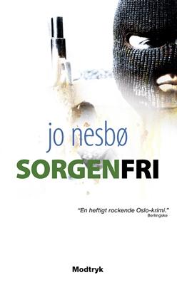 Sorgenfri Jo Nesbø 9788773949634
