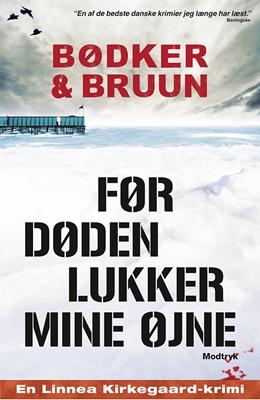 Før døden lukker mine øjne Karen Vad Bruun, Benni Bødker 9788771462326