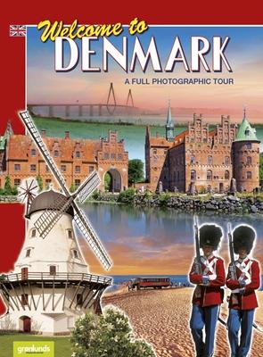 Welcome to Denmark, Engelsk (2017-edition) Per Eilstrup/Mikkel Grønlund 9788770840484