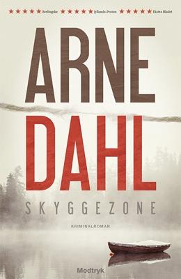 Skyggezone Arne Dahl 9788771467444