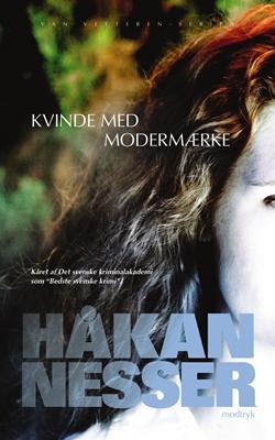 Kvinde med modermærke Håkan Nesser 9788770532815