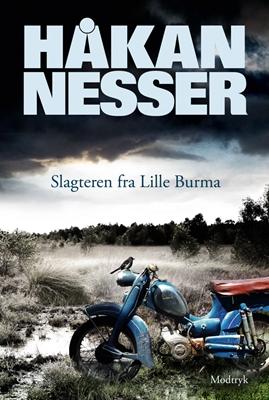 Slagteren fra Lille Burma Håkan Nesser 9788770538527
