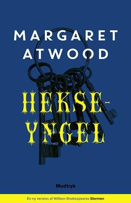 Hekseyngel Margaret Atwood 9788771466348