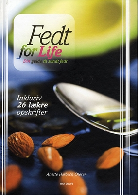 Fedt for Life Anette Harbech Olesen 9788799266739