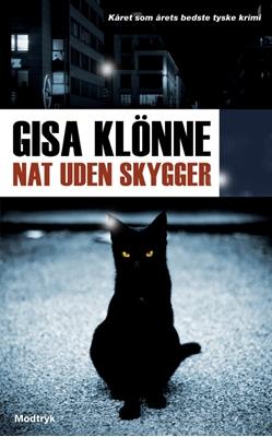 Nat uden skygger Gisa Klönne 9788770535205