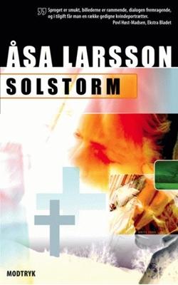 Solstorm Åsa Larsson 9788773948941