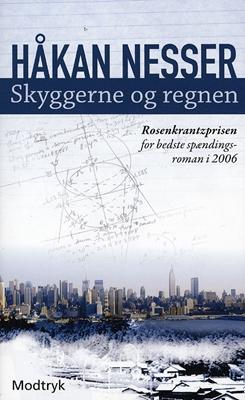 Skyggerne og regnen Håkan Nesser 9788770531955
