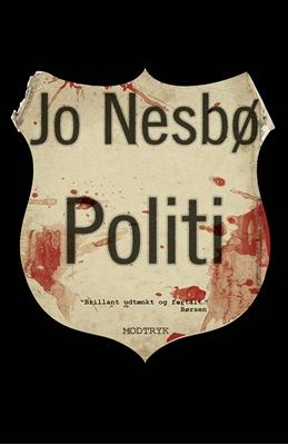 Politi Jo Nesbø 9788771465846