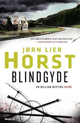 Blindgyde Jørn Lier Horst 9788770070058