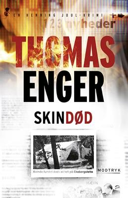 Skindød Thomas Enger 9788771461565