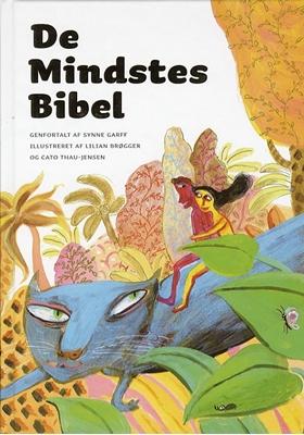 De Mindstes Bibel Synne Garff 9788775235643