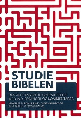 Studiebibelen Hans Jørgen Lundager Jensen (red.), Bodil Ejrnæs, Geert Hallbäck 9788775237289
