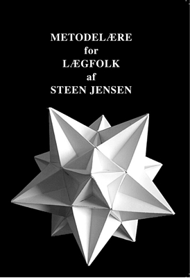 Metodelære for lægfolk Steen Jensen 9788798779889