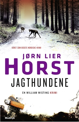 Jagthundene Jørn Lier Horst 9788770070034