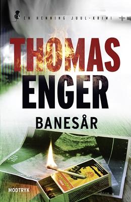 Banesår Thomas Enger 9788771466379