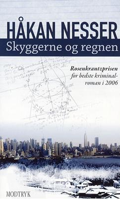 Skyggerne og regnen Håkan Nesser 9788770530736