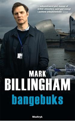 Bangebuks Mark Billingham 9788770536639