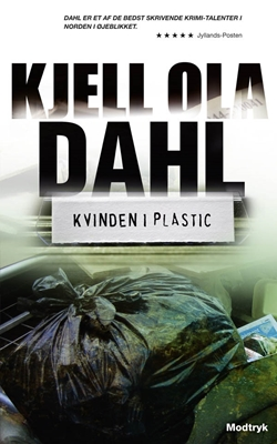 Kvinden i plastic Kjell Ola Dahl 9788770537902