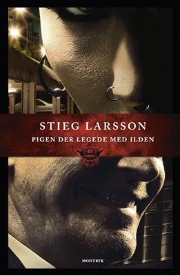 Pigen der legede med ilden Stieg Larsson 9788770532662