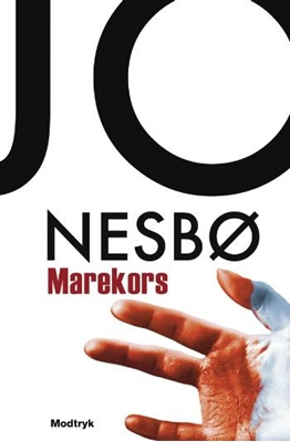 Marekors Jo Nesbø 9788770531887