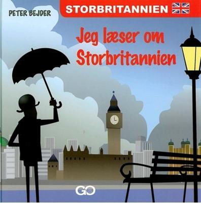Jeg læser om Storbritannien Peter Bejder 9788777025006