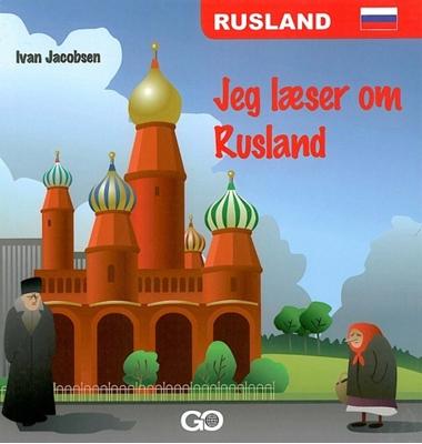 Jeg læser om Rusland Ivan Jacobsen 9788777025181