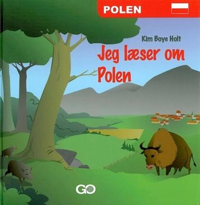 Jeg læser om Polen Kim Boye Holt 9788777025013