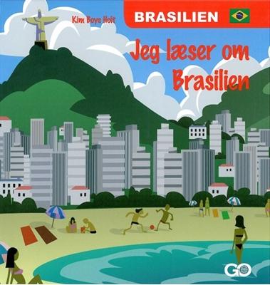 Jeg læser om Brasilien Kim Boye Holt 9788777025402