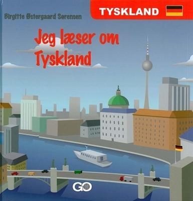 Jeg læser om Tyskland Birgitte Østergaard Sørensen 9788777024610