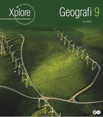 Xplore Geografi 9 Elevhæfte Poul Kristensen 9788777027857