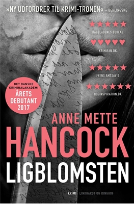Ligblomsten Anne Mette Hancock 9788711699454