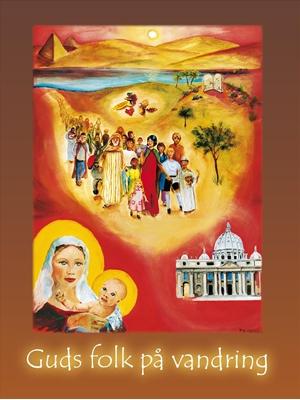 Guds folk på vandring Anna Dunér 9788791338588