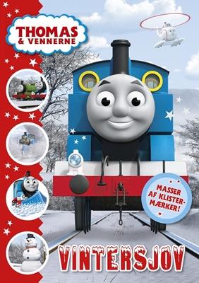 Vintersjov med Thomas & vennerne  9788792900951