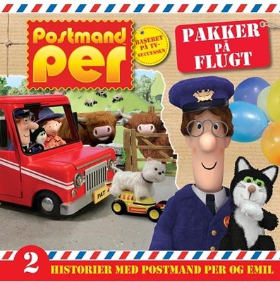 Postmand Per - Pakker på flugt  9788792900395