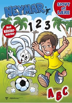 Neymar: Sjovt at lege - Blandet aktivitet  9788792900869