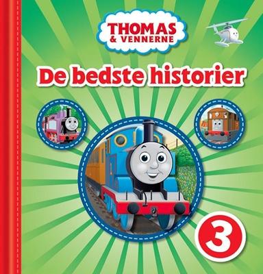 Thomas & vennerne: De bedste historier 3  9788792900463
