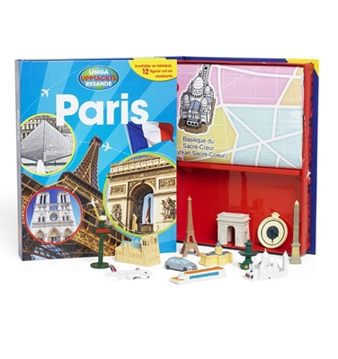 Busy Book City - Paris  9788771314168