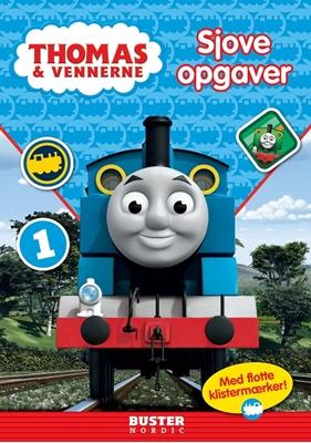 Thomas: Sjove opgaver  9788792900715
