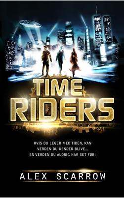 Time Riders Alex Scarrow 9788791971860