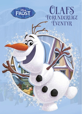 Disney Klassikere - Olafs Forunderlige Eventyr  9788793268425