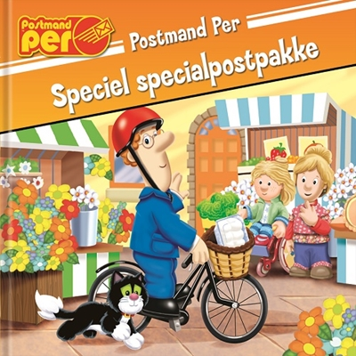 Speciel specialpostpakke  9788792900135