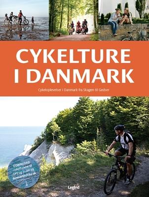 Cykelture i Danmark Helle Midtgaard, Jesper Pørksen 9788771553338