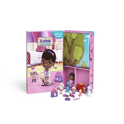 Disney Busy Book Doc McStuffins  9788793267077