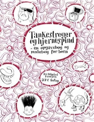 Tankestreger og hjernespind Bo Odgaard Iversen 9788779163553