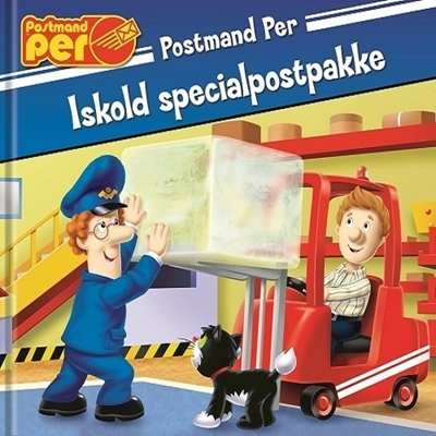 Postmand Per - Iskold specialpostpakke  9788792900555